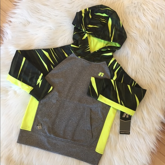 Russell Athletic Other - Performance Hoodie Boys Pullover XS 4 5 New